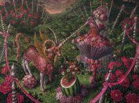 thomas-woodruff-the-four-temperaments-landscape-variation-sanguinic