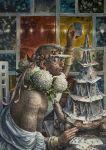 thomas-woodruff-the-four-temperaments-portrait-variation-phlegmatic
